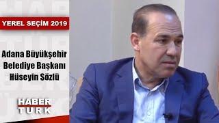 Yerel Seçim 2019 - 22 Şubat 2019 (Adana Büyükşehir Belediye Başkanı Hüseyin Sözlü)