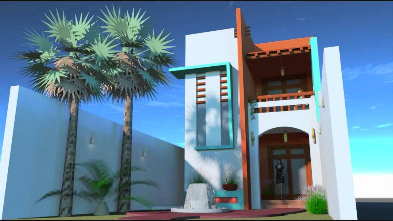 Dise os arquitectonicos youtube for Disenos arquitectonicos de casas modernas