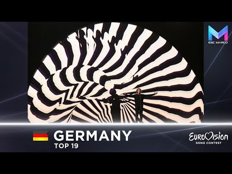 Germany in Eurovision 2000-2018   MY TOP 19 mp3