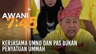 [915.52 KB] Kerjasama UMNO dan Pas bukan penyatuan ummah