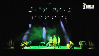Группа hip-hop (GHETTO HIP-HOP SCHOOL SAMARA)