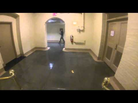 Behind The Scenes In The Underground Tunnels Of The U S Capitol
