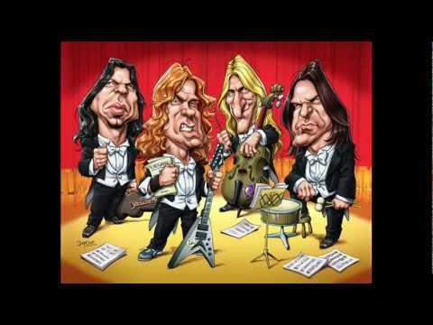 Mejores Caricaturas De Bandas De Rock Metal Youtube