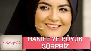 Zuhal Topal'la 65. Bölüm (HD) | Serkan'dan Hanife'ye Canlı Yayında Şaşırtan Sürpriz!