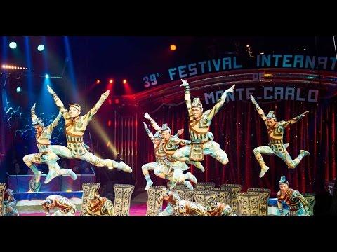 Acrobatics Group: Tianjin
