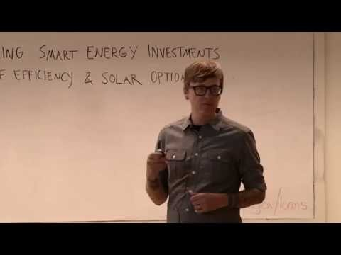 Bloomington HRA Seminar: Making Smart Energy Investments, Home Efficiency and Solar Options