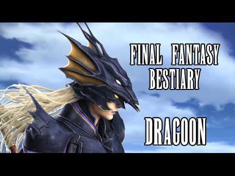 Final Fantasy Bestiary - Dragoon