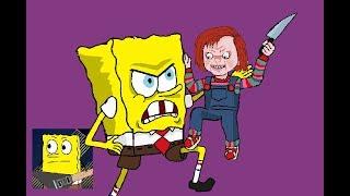 Spongebob vs Chucky