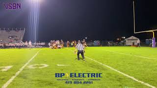 Block by Stoots, TD return by Harkness - BP Electric Play of the Game