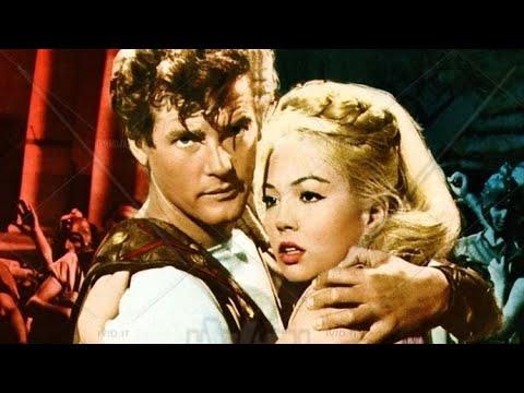 Roger Moore Mylene Demongeot Il ratto delle sabine
