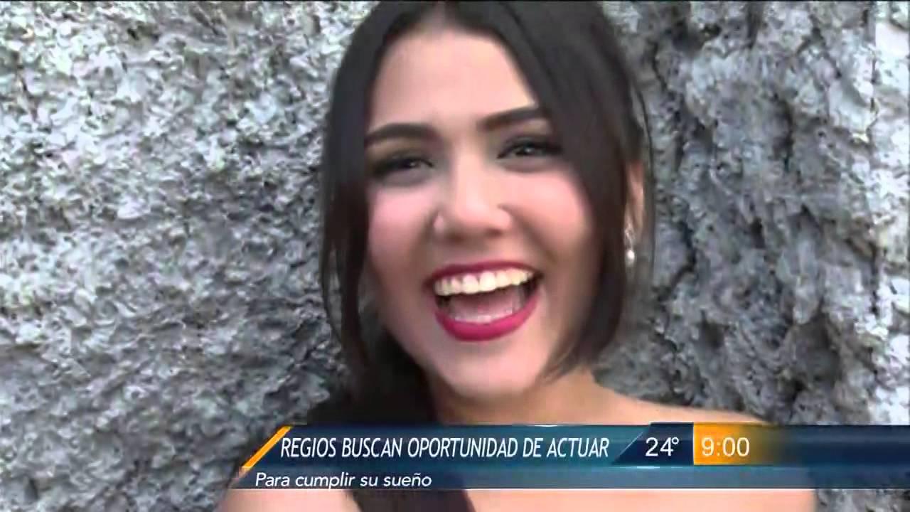 Las Noticias - Decenas de jóvenes acudieron al casting del CEA de Televisa