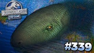 NEW CREATURES INCOMING!!! || Jurassic World - The Game - Ep339 HD
