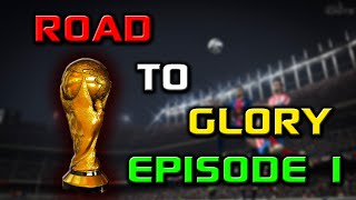 Fifa 15 - Road to Glory - Episode 1 Thumbnail