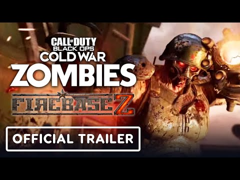Call of Duty Cold War: Zombies - Official Firebase Z Trailer