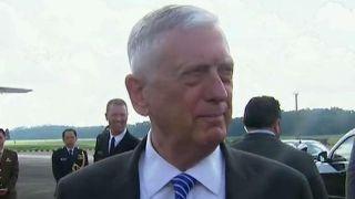 Defense Secretary Mattis reacts to London attacks