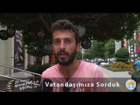 Adana Film Festivali'ni Halka Sorduk