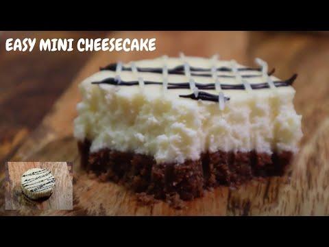 easy-mini-cheesecakes-|-تشيز-كيك-سهل-و-لذيذ