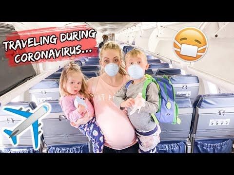 Traveling with Kids During Coronavirus Outbreak