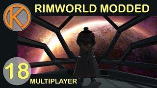 RimWorld Multiplayer | PROPER NAMES - Ep. 18 | Let's Play RimWorld Modded Gameplay