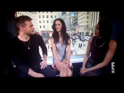 Alexandra Park and Tom Austen Interview (with Alicia Quarles)