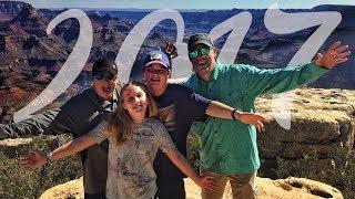 Best of 2017 Jones Family Travels