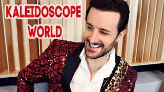 Kaleidoscope World (Official Music Video) - Francis M cover by David DiMuzio