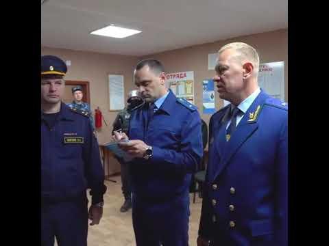 Николай Рябов проверил условия  в СИЗО Хабаровска