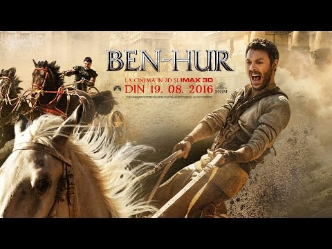 Keith R  Clarke and Joni Levin at the Premiere Of Paramount Pictures' Ben Hur at TCL Chinese Theatre clip