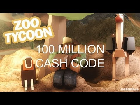 Roblox Zoo Tycoon Code (Hurry!)   Doovi
