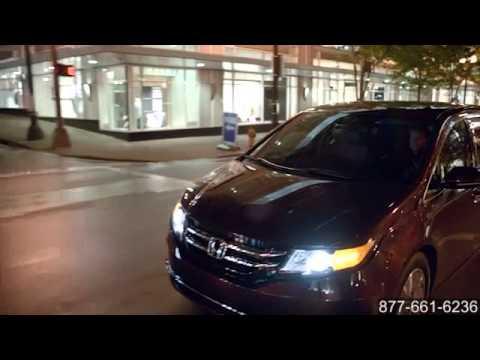 New 2015 Honda Odyssey Safety Houston Pearland TX Russell U0026 Smith Honda  Houston TX