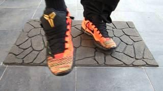 b4dea405bbcb6 FrenkySneaks - Nike Kobe X Elite Xmas on FEET!