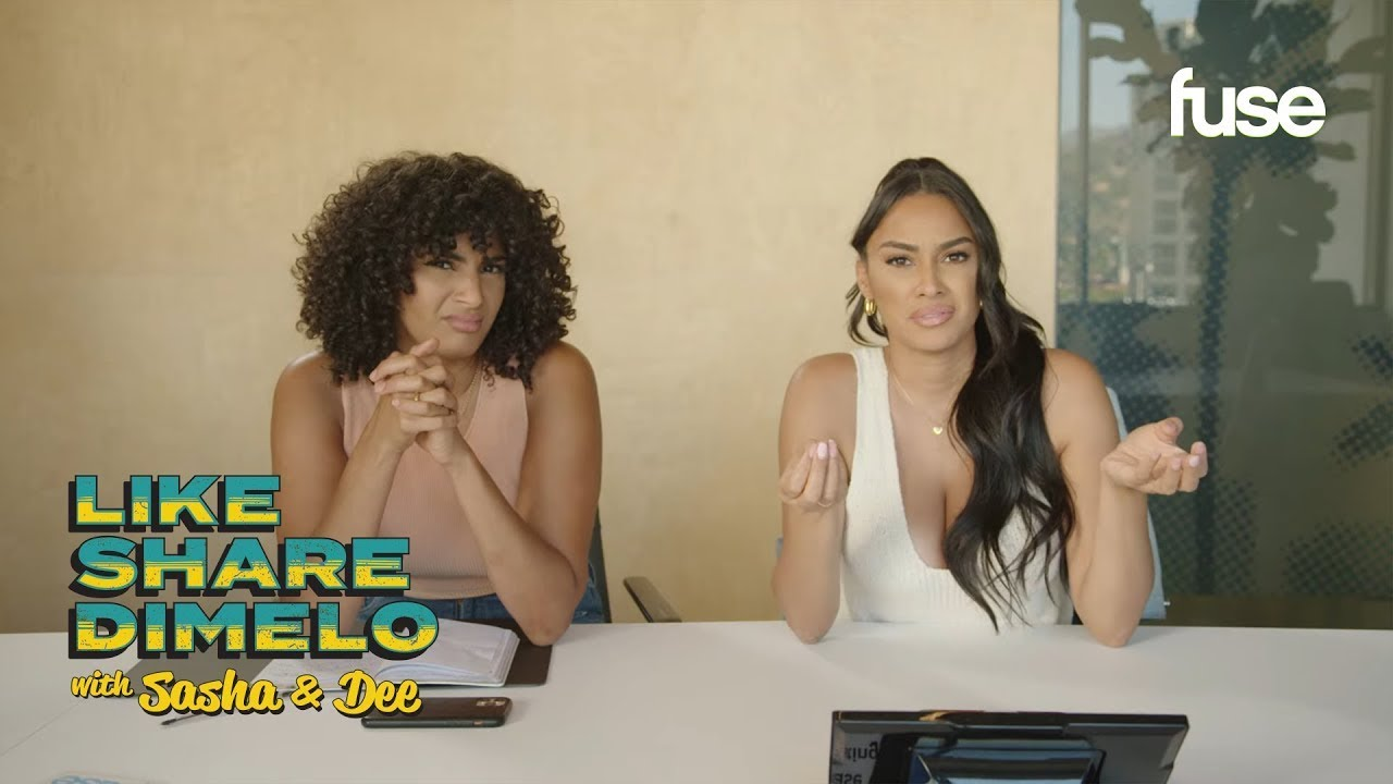 Like, Share, Dímelo with Sasha & Dee: Season 1 Episode 2 (Full)