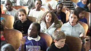 "PS22 Chorus ""RUN THIS TOWN"" Jay-Z Rihanna & Kanye West"