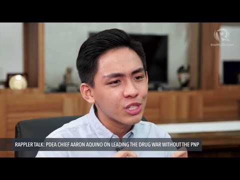 PDEA chief adopts quota system in drug war