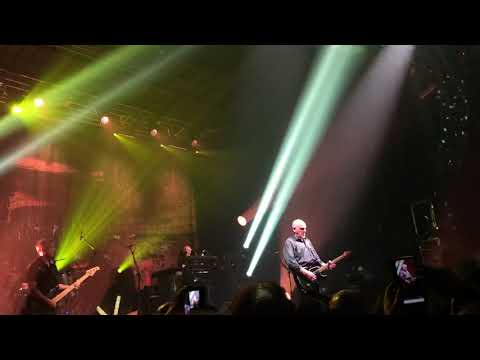 the stranglers – golden brown @aeronef Lille