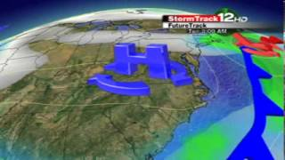 Fast tracking storms for the holidays