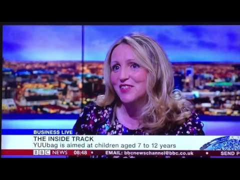YUUgo BBC News Business Live interview