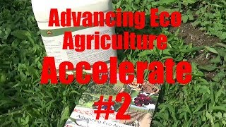 Advancing Eco Agriculture Product Review Accelerate