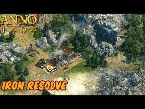 Iron Resolve/Tools to Success | Anno 1404 Single Player Gameplay Part #7 (Chapter 3)