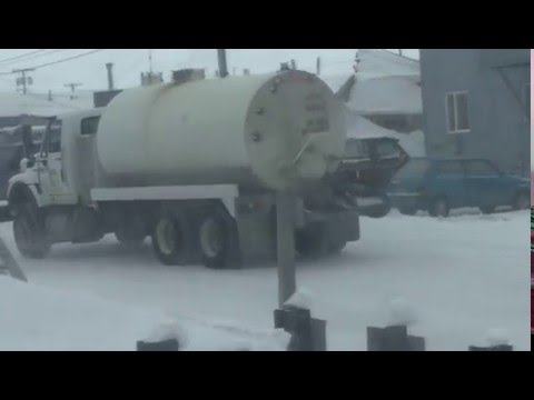 How to live in the Arctic | Living in Barrow Alaska