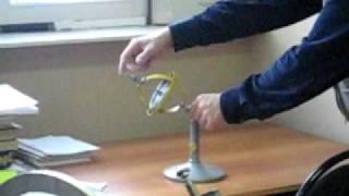 Гироскоп gyroscope МГТУ Баумана Теор Мех