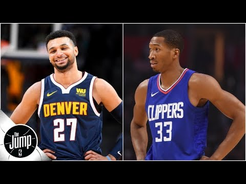 More disrespectful James Harden crossover: Jamal Murray or Wesley Johnson? | The Jump