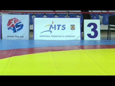 World Youth and Juniors Sambo Championships 3