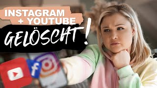 EIN JAHR OHNE Social Media! | Selbstexperiment | SOPHIA THIEL