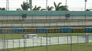 Porsche GT3 on rear straight @ NASA HPDE Race Event Thumbnail
