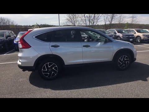 2016 Honda CR-V Clarksville, Annapolis, Rockville, MD PA7626