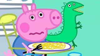 Peppa Pig in Hindi - Mr Dinosaur kho Gaye - हिंदी Kahaniya - Hindi Cartoons for Kids