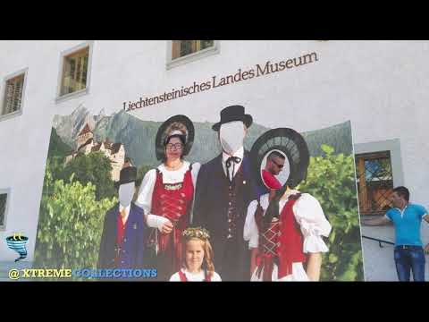 Liechtenstein National Museum in Vaduz, Liechtenstein