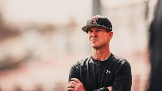 텍사스 테크 야구 대 TCU : Tadlock 미디어 가용성 | 4.8.2021