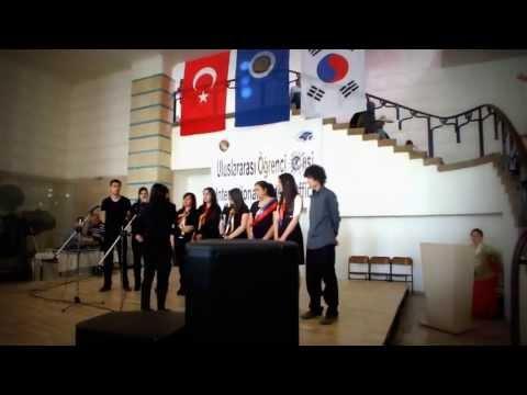 Ankara Unıversity Korean Culture  Day 1